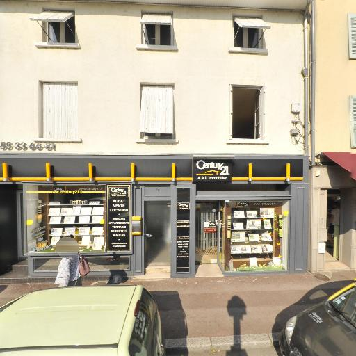 CENTURY 21 A.A.I. Immobilier - Agence immobilière - Limoges