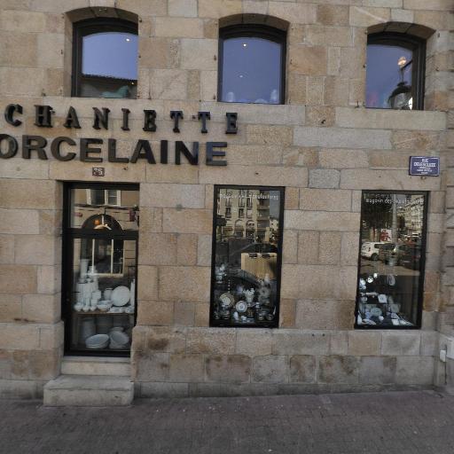 Lachaniette conservatoire de la porcelaine de Limoges - Arts de la table - Limoges