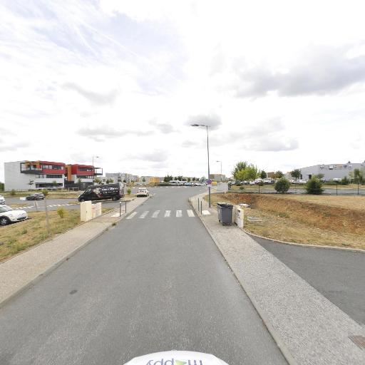 Elancia Poitiers - Terrain et club de tennis - Poitiers