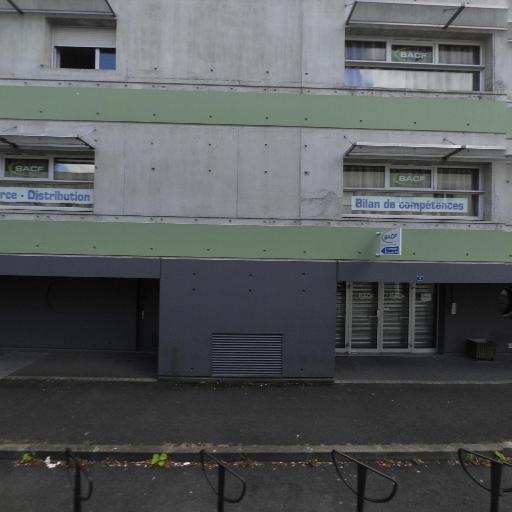 BACF-Nantes - Orientation et information scolaire et professionnelle - Nantes