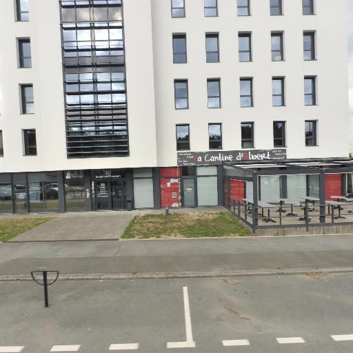 Espace départemental des solidarités Nantes Cassin-Einstein - site Einstein - Centre médico-social - Nantes
