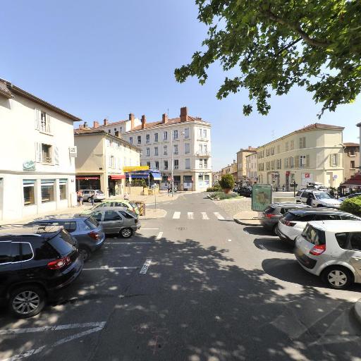 Parking Carnot - Parking - Villefranche-sur-Saône