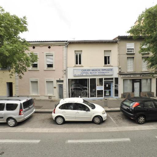 Carlier Médical Diffus - Vente et location de matériel médico-chirurgical - Valence