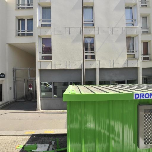 Elouali Abdellah - Coursiers - Paris