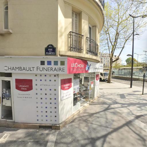 Chambault le Choix Funeraire Chambault le Choix Funeraire - Pompes funèbres - Paris