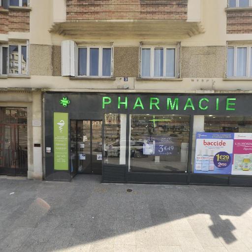 Pharmacie Jean Moulin - Pharmacie - Paris