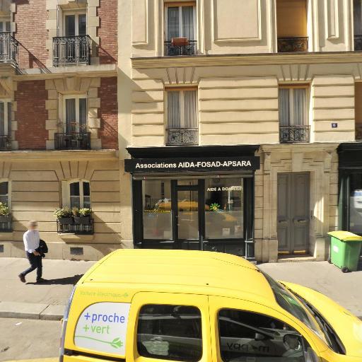 Grange Cabane Armelle - Médecin généraliste - Paris