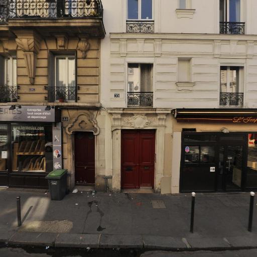 Hermes Lux - Entreprise de maçonnerie - Paris