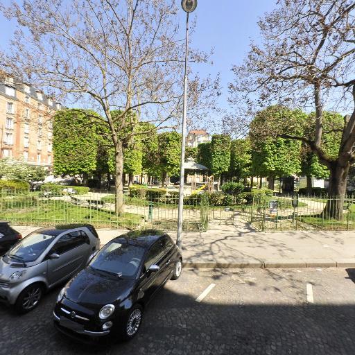 Square Necker - Parc, jardin à visiter - Paris