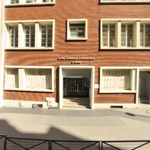 Ecole NormaleSaint Jean - École primaire privée - Paris