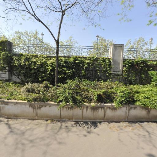Jardin des Martyrs Juifs - Parc, jardin à visiter - Paris