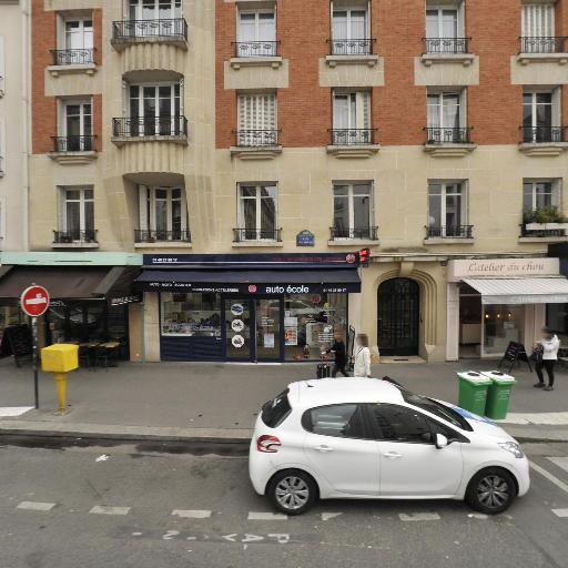 Doc Adams Lecourbe - Produits diététiques et naturels - Paris