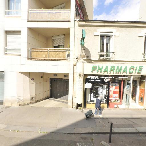 Pharmacie Des Morillons - Pharmacie - Paris