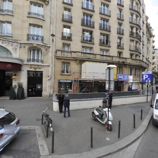 Bac Montalembert - Parking public - Paris