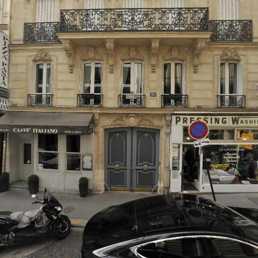 la Lavandiere de Saint-philippe du Rou - Laverie - Paris