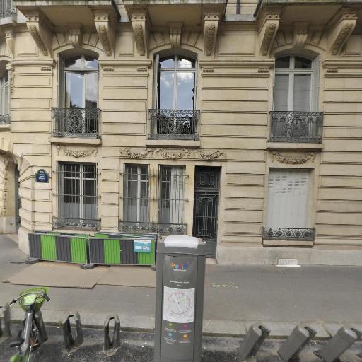 Station Vélib' Bertie Albrecht - Hoche - Vélos en libre-service - Paris