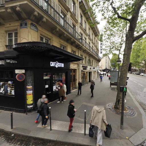Café Coton Jpl - Vêtements homme - Paris