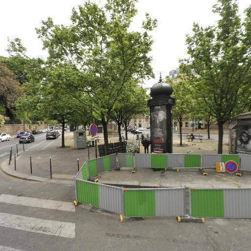 Station Vélib' Place Georges Guillaumin - Vélos en libre-service - Paris