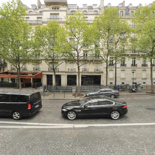 Parking Etoile Friedland - Parking - Paris