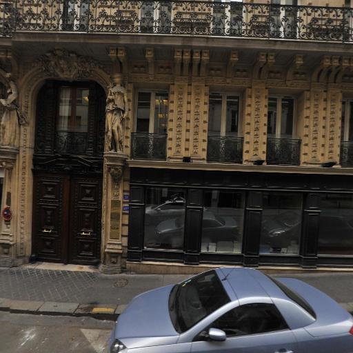 Le Café Des Lettres - Restaurant - Paris