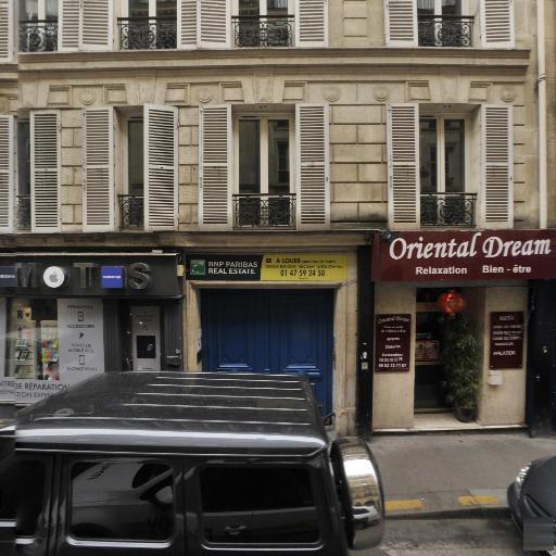 CENTURY 21 Syndixis - Agence immobilière - Paris