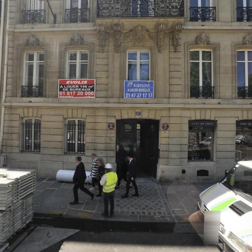 Evain Elisabeth Studio Comete - Architecte d'intérieur - Paris