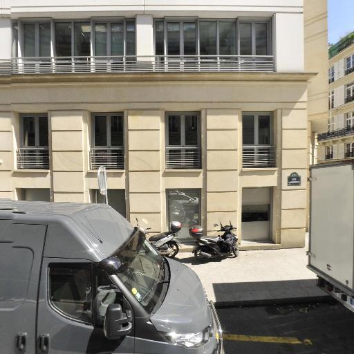 Frarier - Cinéma - Paris