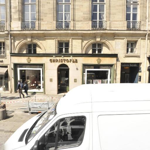 Christofle - Arts de la table - Paris