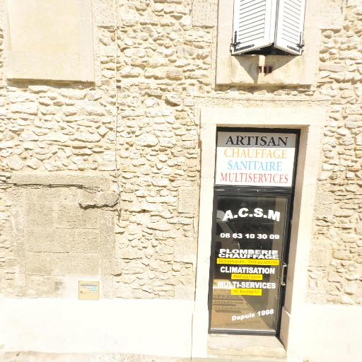 A.c.s.m - Serrurier - Nîmes