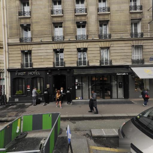 Maison Landemaine Cambronne - Boulangerie pâtisserie - Paris