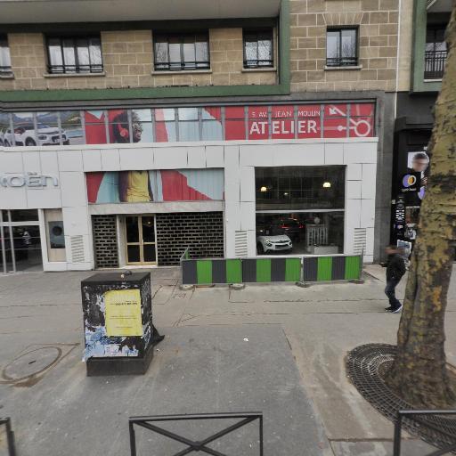 6ème Sens - Coiffeur - Paris