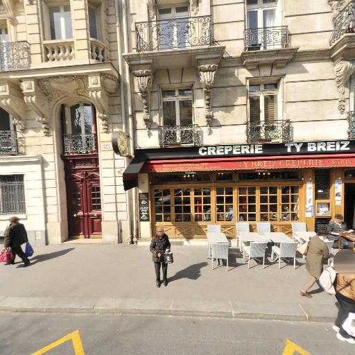 Brohan-djelic Martine - Grossiste alimentaire : vente - distribution - Paris