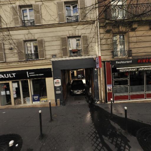 Garage du Dome - Gojifa - Location d'automobiles de tourisme et d'utilitaires - Paris