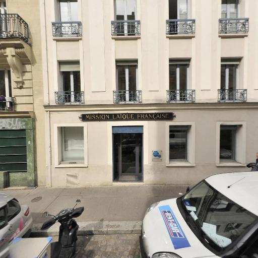 Mission Laique Francaise - Association culturelle - Paris