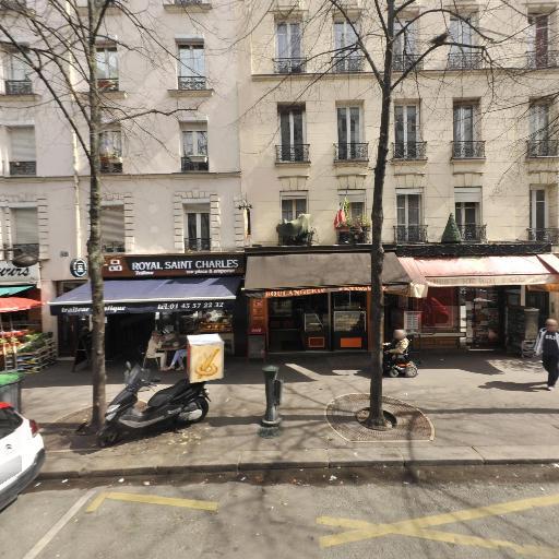 Boulangerie Saint Charles - Boulangerie pâtisserie - Paris
