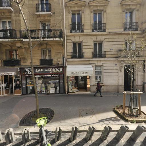Station Vélib' Félix Faure - Convention - Vélos en libre-service - Paris