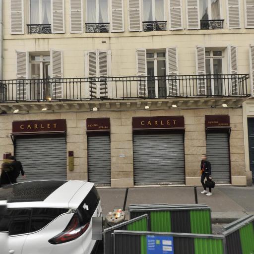 Julien Bruno - Hôtel - Paris