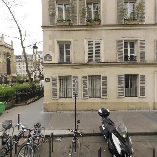 Saemes Parking Champagny - Parking public - Paris