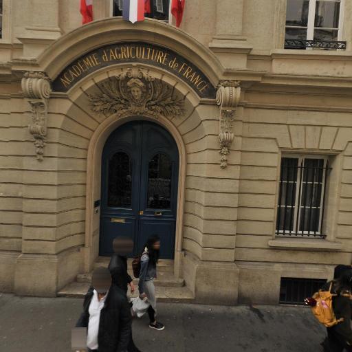 Académie D'agriculture - Syndicat professionnel - Paris
