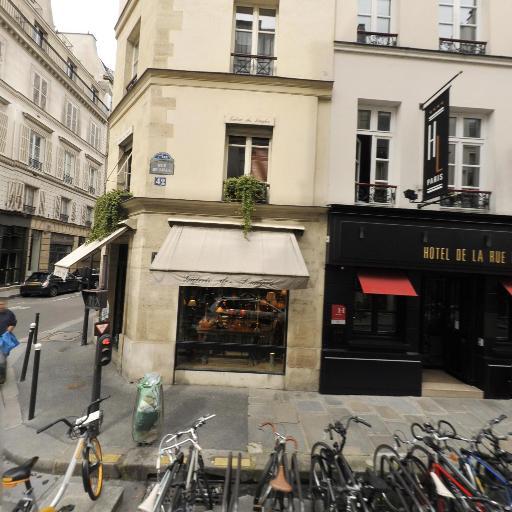 Margouilla - Hôtel - Paris