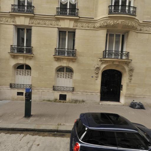 Groupement Des Intellectuels Aveugles Ou Amblyopes GIAA - Association humanitaire, d'entraide, sociale - Paris