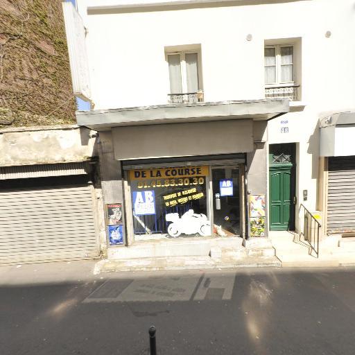 AB Plus - Coursiers - Paris