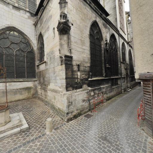 Hôtel de Vauluisant - Attraction touristique - Troyes