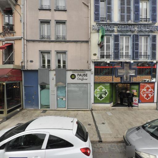 Pharmacie Lafayette - Pharmacie - Troyes