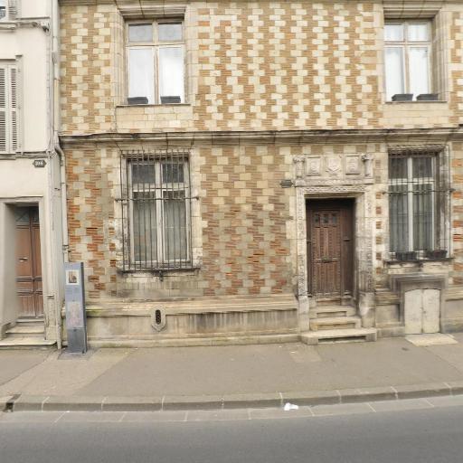 Hôtel d'Autruy - Attraction touristique - Troyes