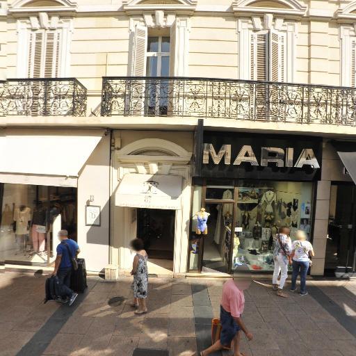 Maria SARL - Lingerie - Cannes