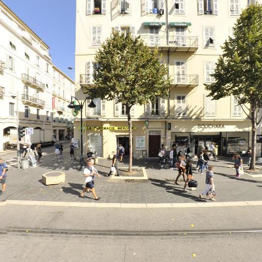 Gravlo La Pharmacie Mercier - Pharmacie - Nice