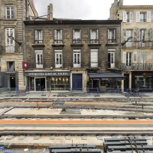 Carnet de l'Immobilier Bordelais - Transactions pour le commerce et l'industrie - Bordeaux