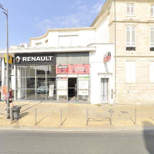 Garage de la Gare - Parking public - Bordeaux