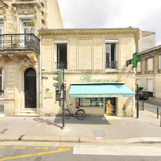 Viaud Marc-Pharmacie Des Landes - Pharmacie - Bordeaux